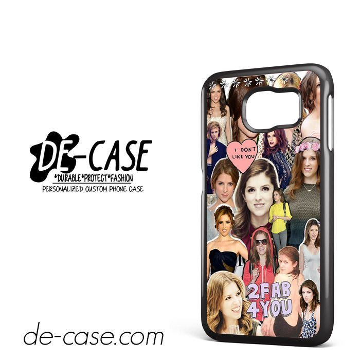 Anna Kendrick Collage DEAL-809 Samsung Phonecase Cover For Samsung Galaxy S6 / S6 Edge / S6 Edge Plus