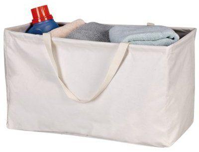 Gentil Household Essentials Rectangular Krush Canvas Tote Bag Household Essentials  Http://smile.amazon.com/dp/B0007CXQQG/refu003dcm_sw_r_pi_dp_I9HOtb08X0ZVBE4W