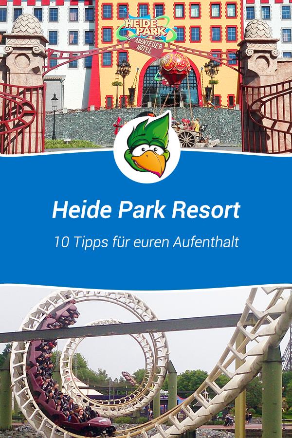 10 Tipps Zum Aufenthalt Im Heide Park Resort Soltau Heide Park Heide Park Resort Und Heide