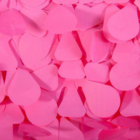 5 yd Roll Hot Pink Vinyl Floral Sheeting - Walmart.com in ...
