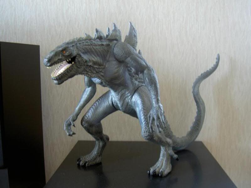 Godzilla (1998) toy. i...