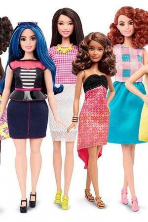Para tudo: a Barbie vai ganhar novos corpos!