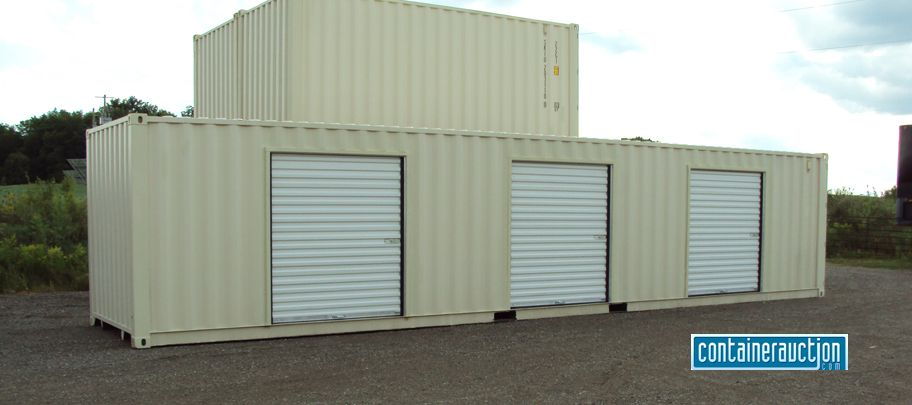 Shipping Container Storage Ideas Part - 22: [ Shipping Containers For Commercial Storage Facilities ] - Best Free Home  Design Idea U0026 Inspiration