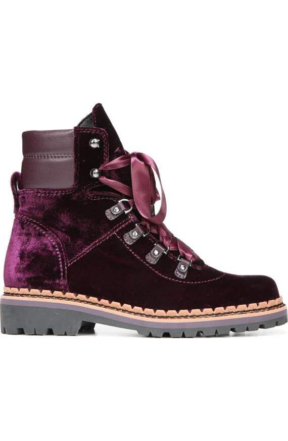 3ac496def93bcb Sam Edelman Velvet boots