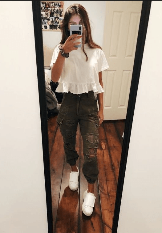 Teenage Fashion 2019 - 18 Fabulous Outfits for Teenage Girls
