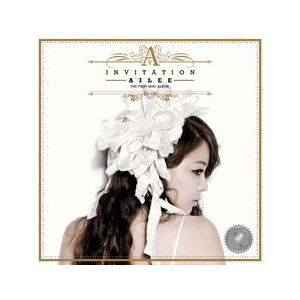 AILEE (エイリー) / INVITATION [AILEE (エイリー)] [CD] :韓国音楽専門ソウルライフレコード