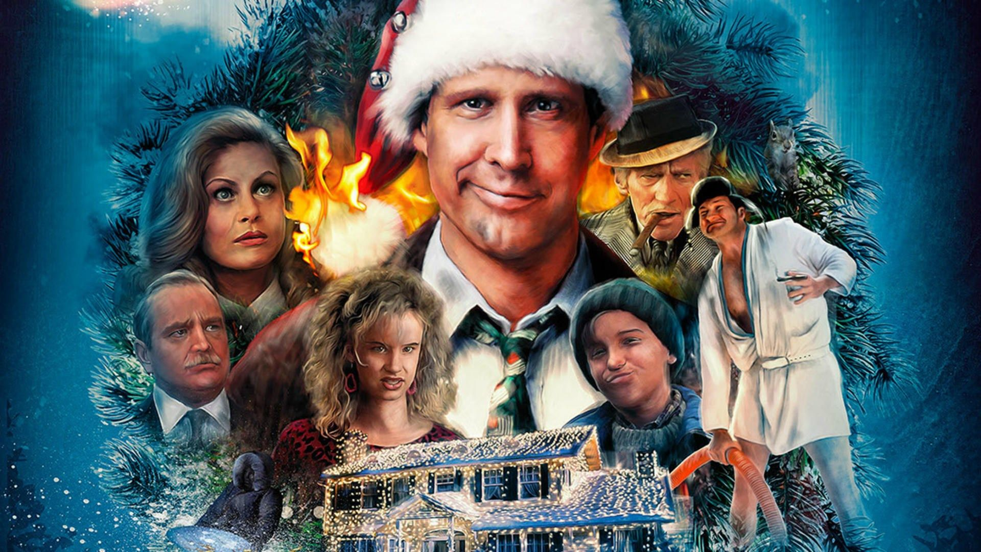 free high resolution wallpaper national lampoons christmas vacation ...