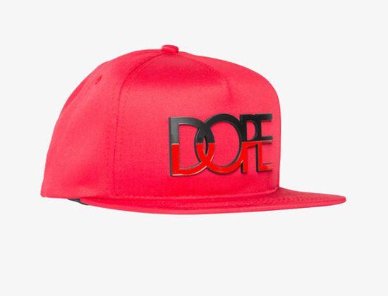 4e2f41de2df RWF - 10 Two Tone Metal Logo Snapback Cap by DOPE