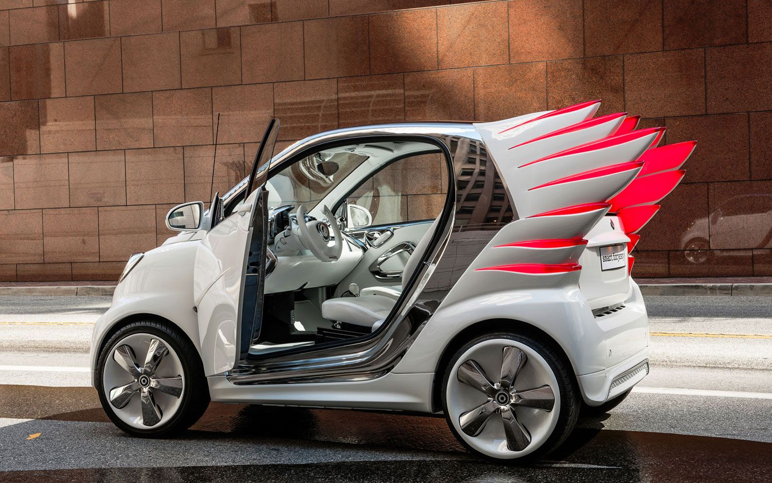 Coolest Smart Car Ever That S Just Awesome Pinterest Smart