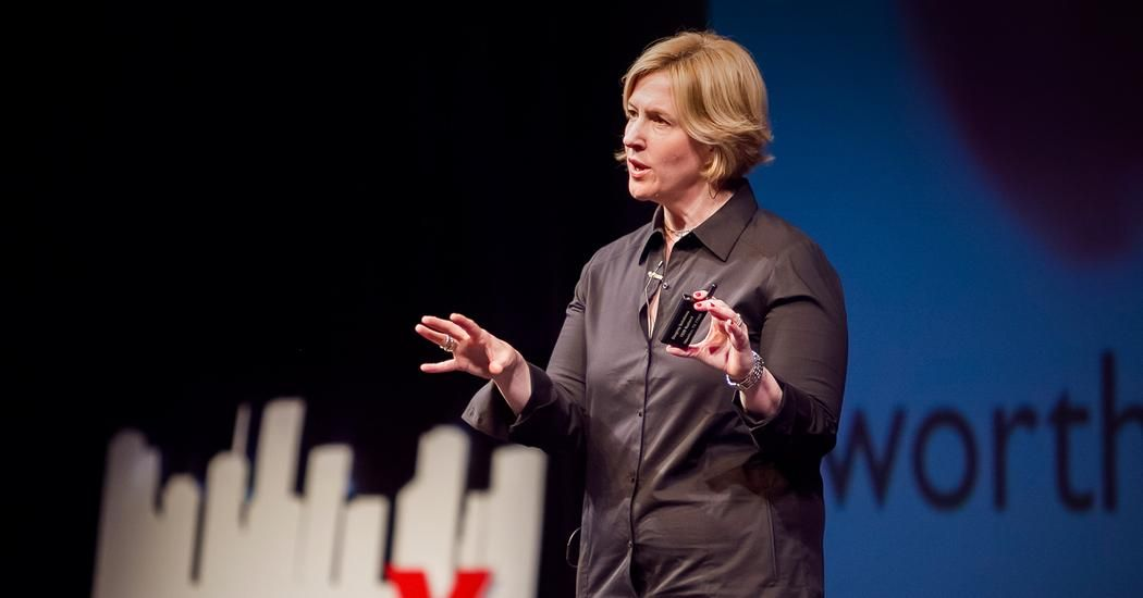 Transcript Of The Power Of Vulnerability The Power Of