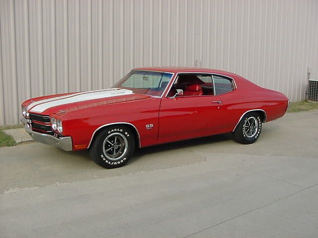 1970 Chevrolet Chevelle Super Sport L 78 Yes Please Chevrolet