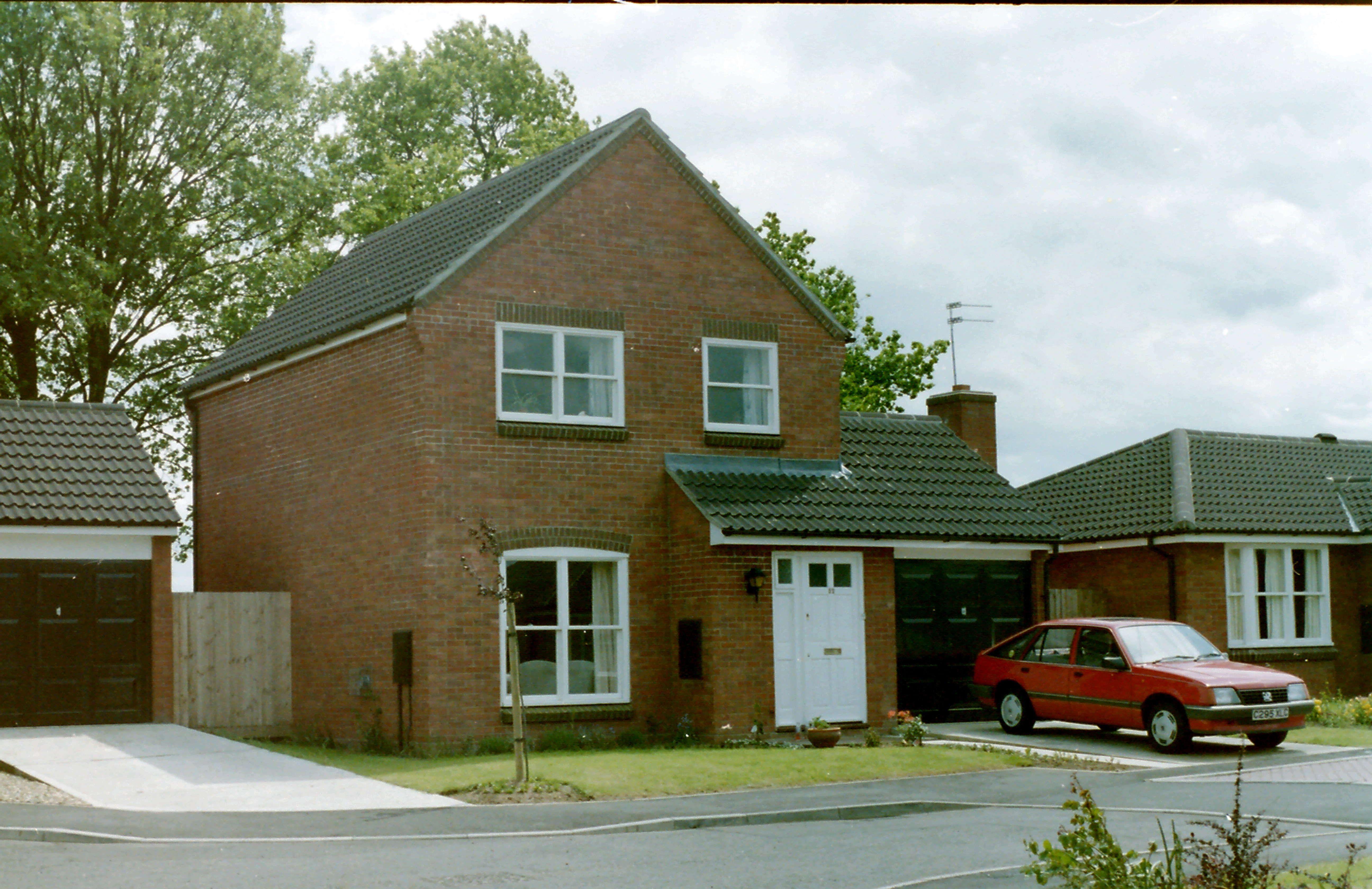 Barratt Homes 1986 Wellington Design