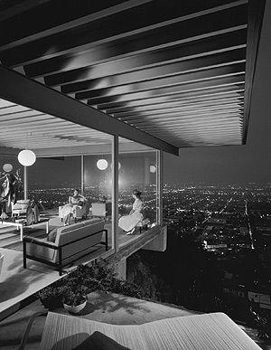 Renowned architectural photographer Julius Shulman