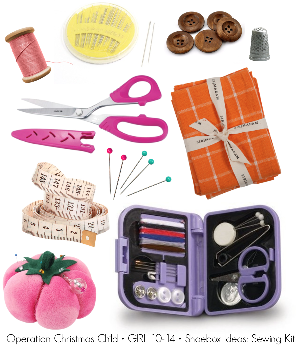 Christmas Gift Ideas For A 14 Year Girl Part - 40: Operation Christmas Child Shoebox Ideas U2022 Girl 10-14