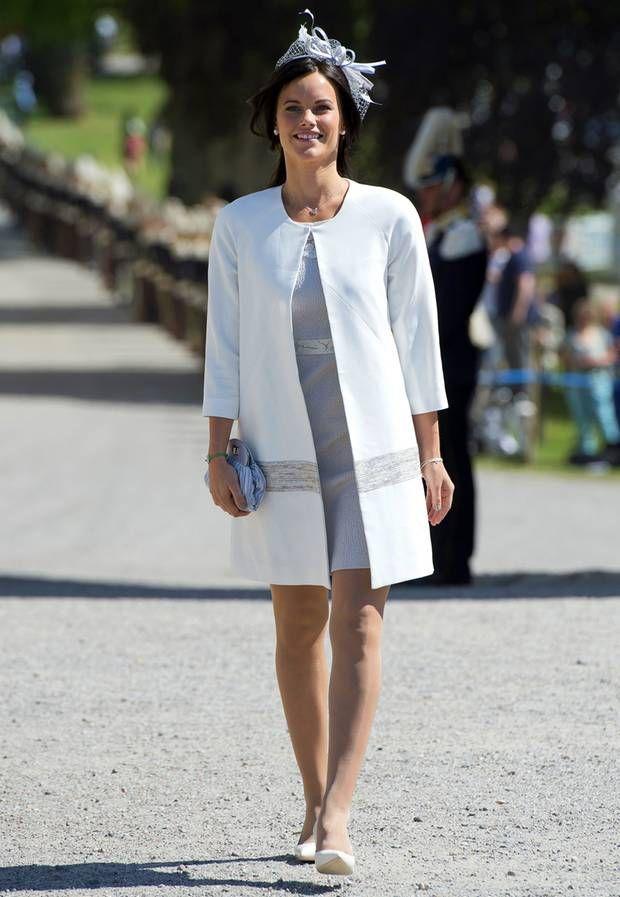 Kleid mantel kombination