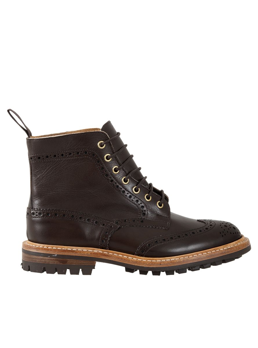 Tricker's boots from Six Whiting Street