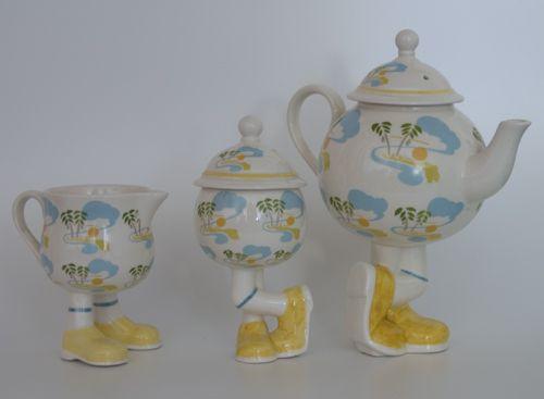 Tea time-plantation style