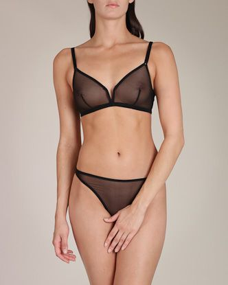3208f5582 Eres  Le Tulle Providence Full Cup - A good sheer bra is worth its weight  in gold