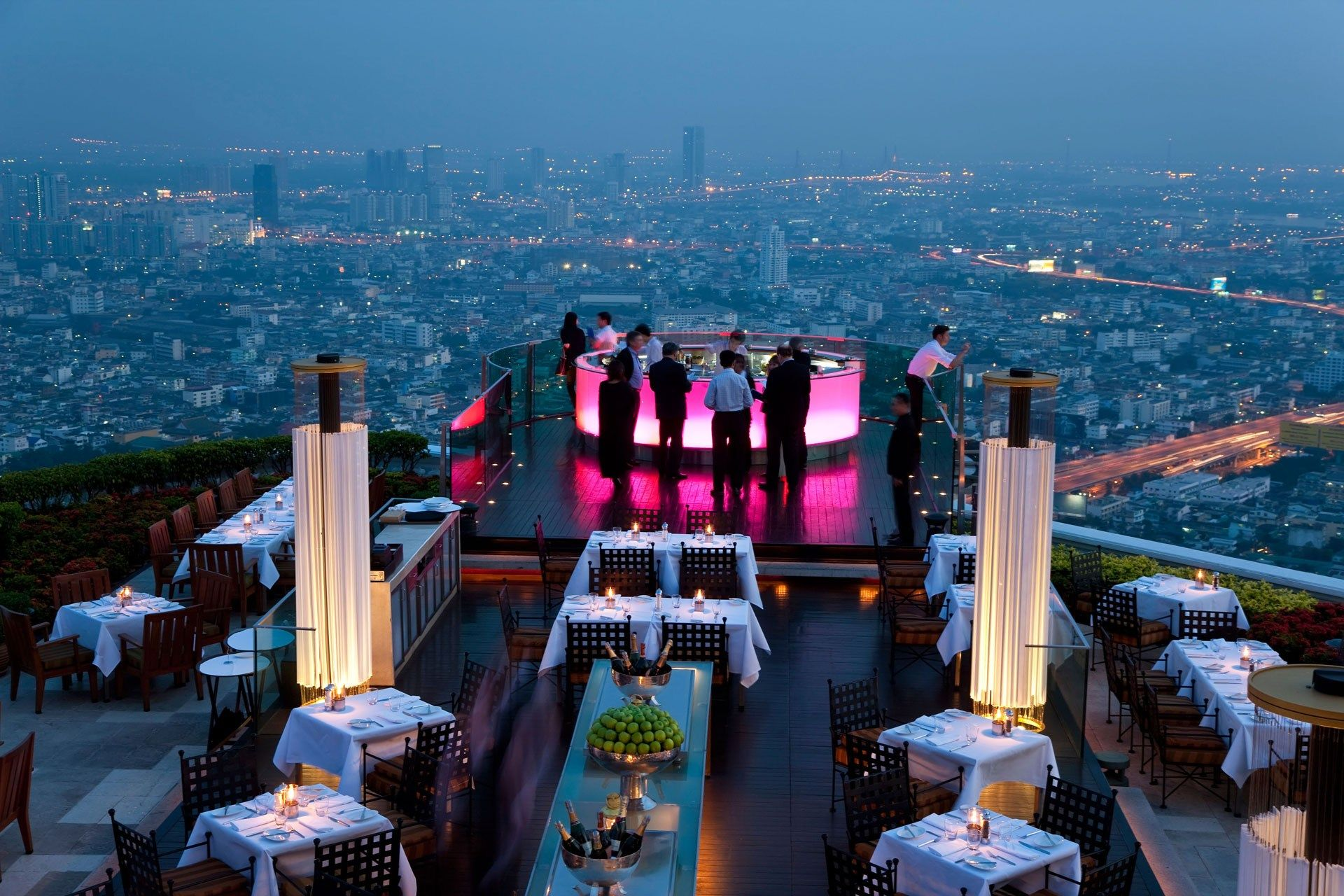 Best Rooftop Bars In The World Radio Bar Amp Sky Bar