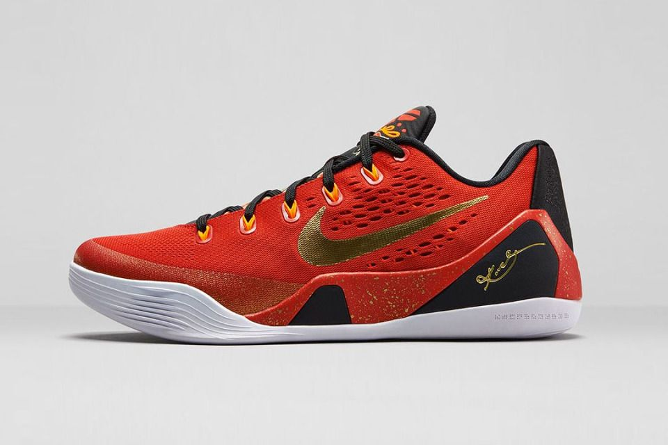 pas cher pour réduction 1275c 88d8b Nike Kobe 9