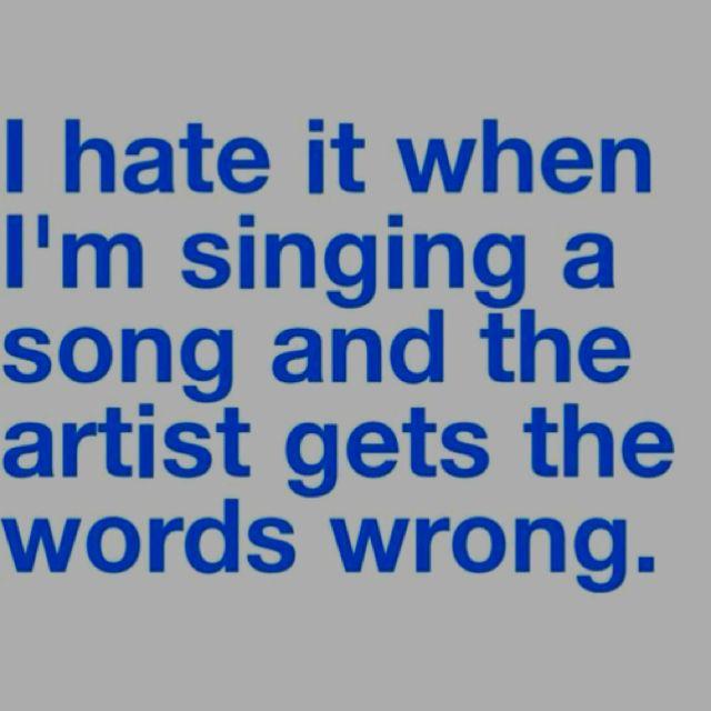 Pin By Carrie Ledford On Favorite Quotes Singing Quotes Funny Singing Quotes Words