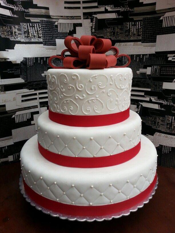 Torta de aniversario 40 a os decoraciones en 2018 for Decoracion 40 aniversario de bodas