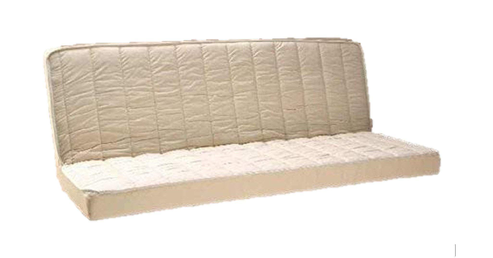 Matelas Hauteur 15 cm Soutien Ferme Mousse Poli Lattex Indéformable Tissu Strech