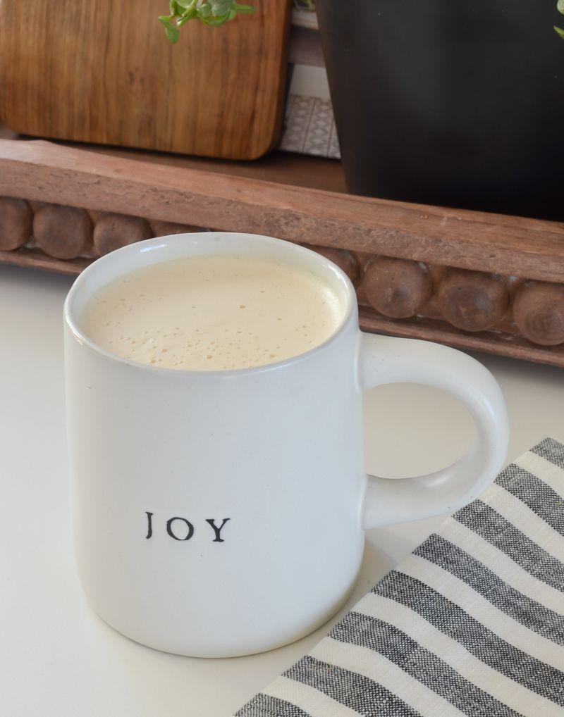 How i make collagen coffee collagen coffee creamy