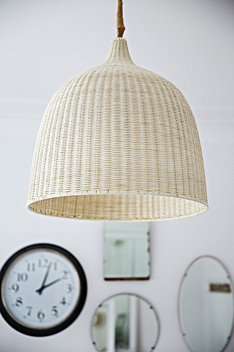 Light Up Your Beach Shack With These Creative Lights Beach Bliss Living Ikea Pendant Light Table Lamps Living Room Coastal Style Lamp
