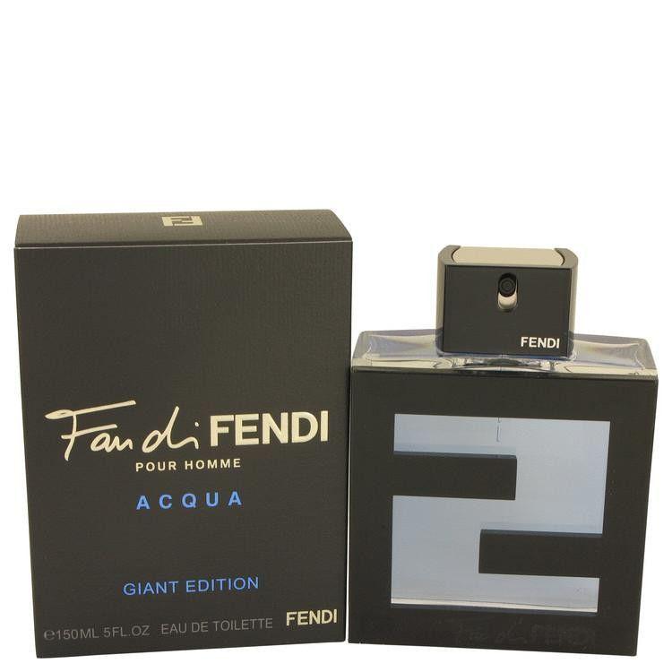 Fan Di Fendi Acqua by Fendi Eau De Toilette Spray 5 oz