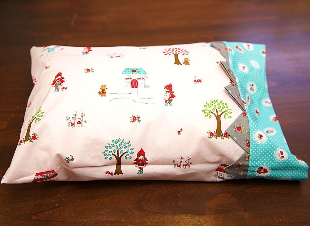 Riley Blake Designs Jack Jill Travel Pillow Pattern Pillow Cases Tutorials Pillow Cases Diy Pillowcase Pattern