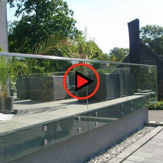 Best Hot Item Stainless Steel Balcony Railing Standoff 400 x 300