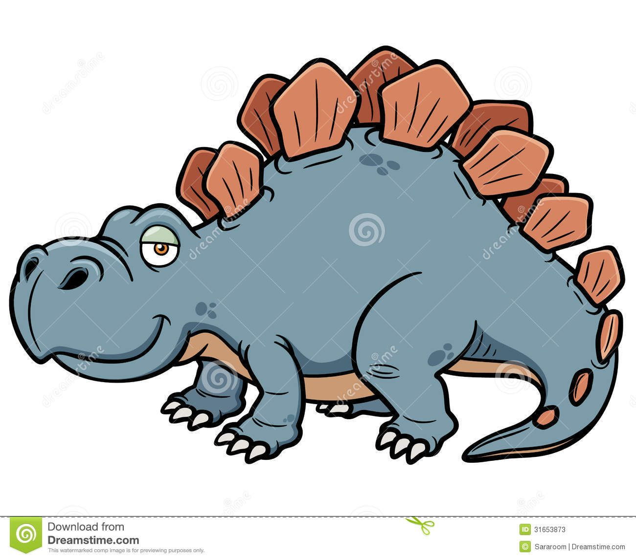 cartoon dinosaur stegosaurus - Google Search | детское | Pinterest ...