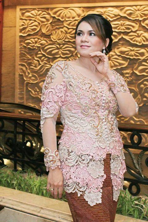Kebaya Prada Mode Fashion Kebaya Lace Kebaya Dresses