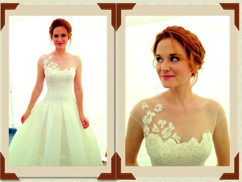 Sarah Drew in Grey\'s Anatomy (Season 10) | Wedding inspiration ...