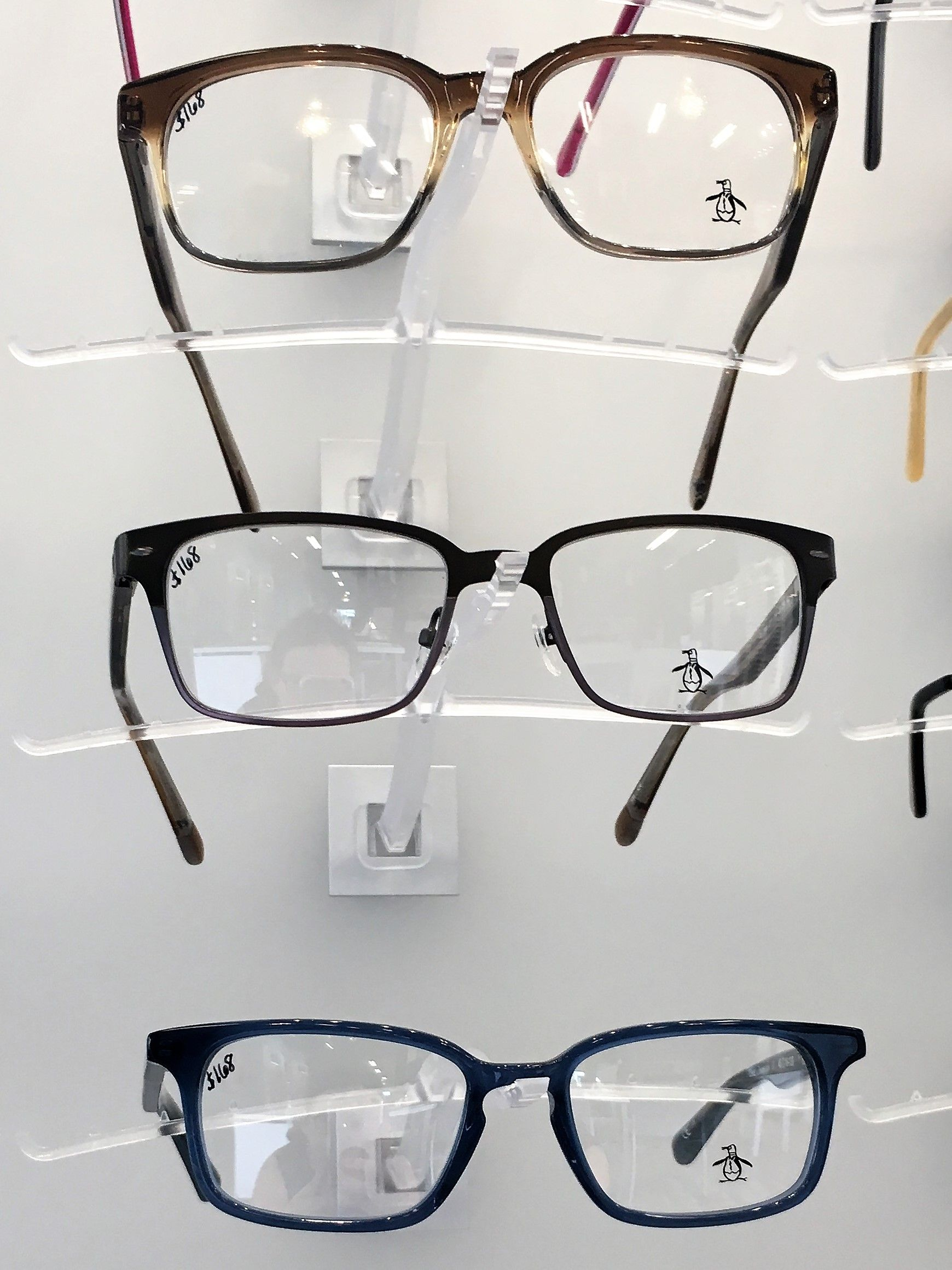 Not all kids frames are created equal. Original Penguin Youth is for ...