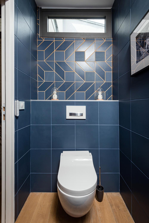 Ossibus Architecture D Interieur Renovation D Une Maison A Merignac Wc Lavants Interieur Home Des Relooking Toilettes Idee Deco Toilettes Deco Toilettes