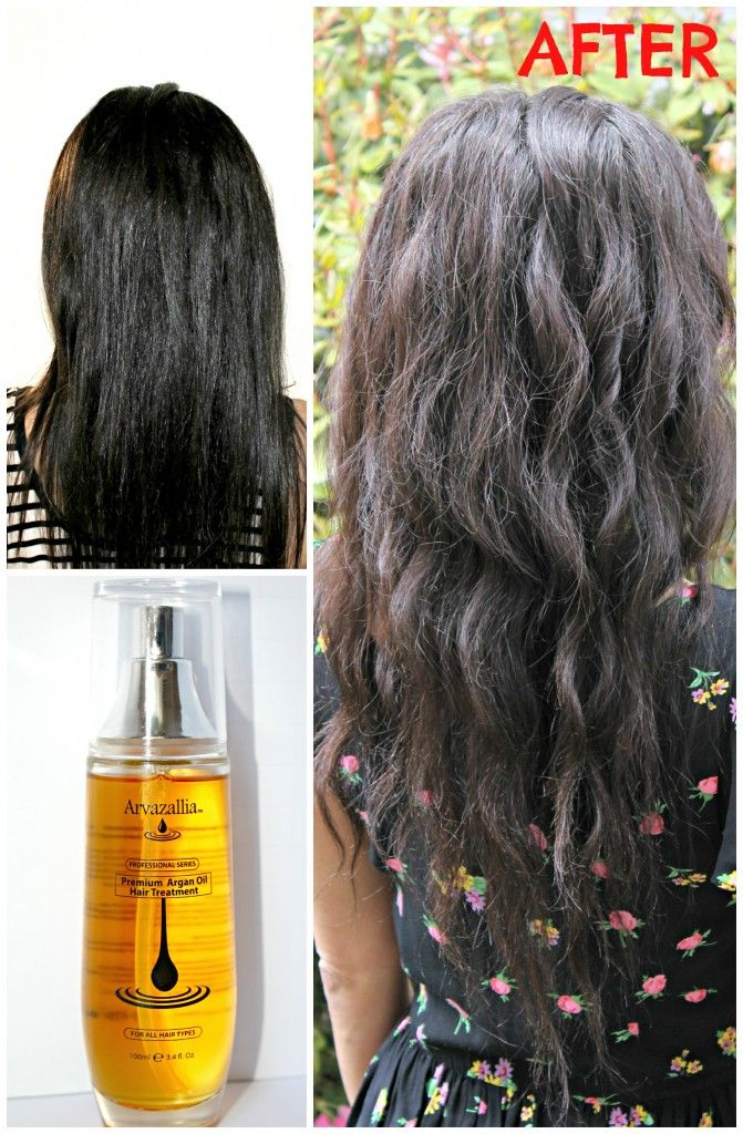 Hair Care- Arvazallia Argan Oil Hair Products | The Box Queen