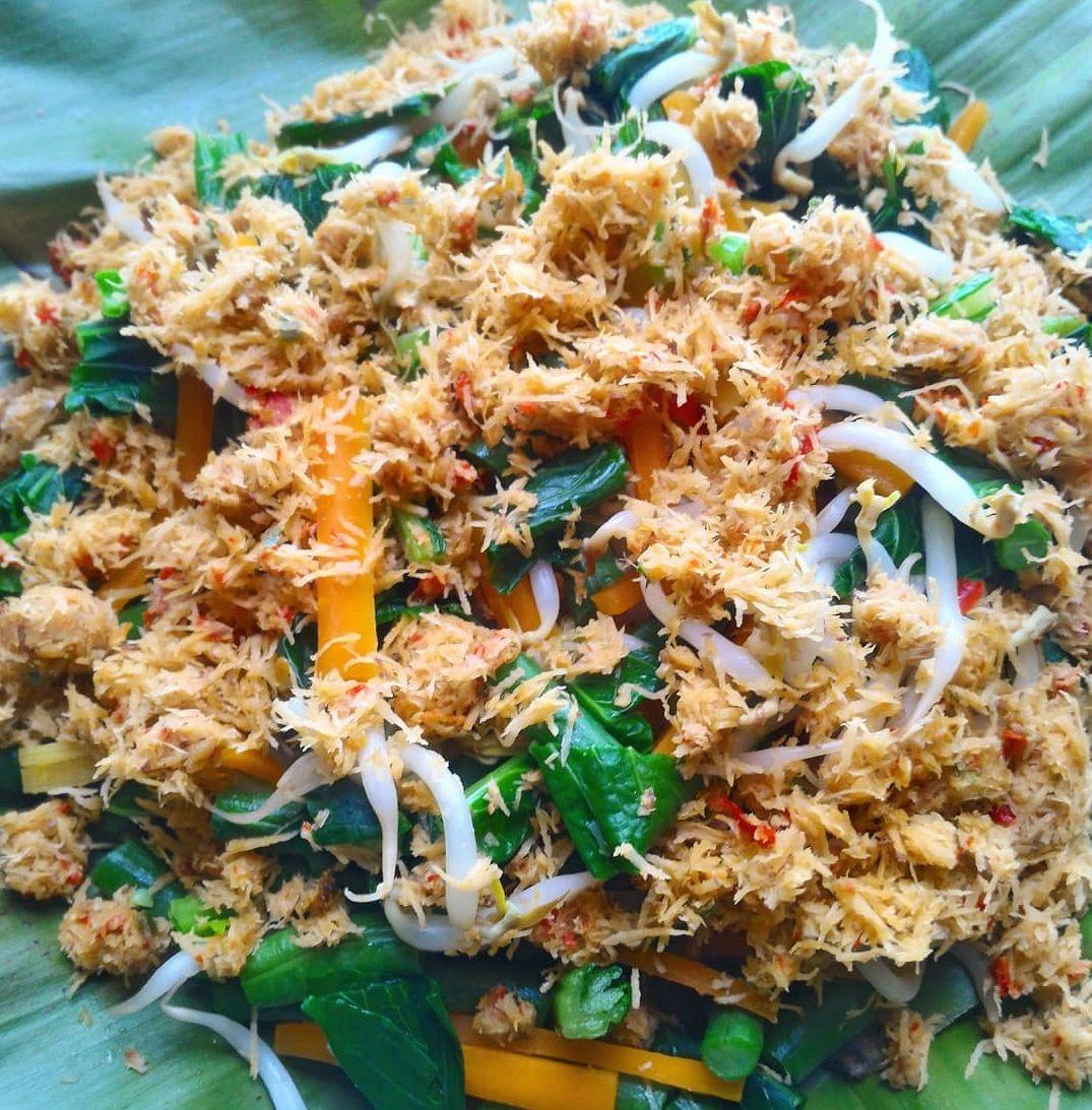 Resep Urap Sayur Enak Dan Praktis Resep Memasak Resep Masakan Indonesia Makanan Dan Minuman