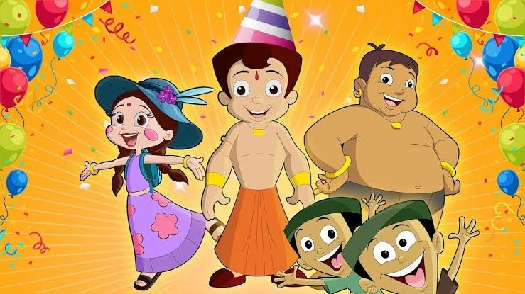Chhota Bheem Best And Cool Wallpapers In HD in 2020 ...