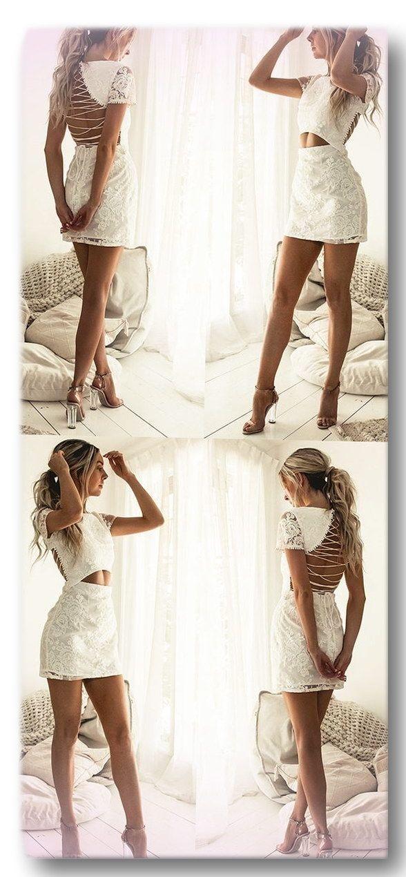 Белое платье красивое, модное жми 👆 💋фото и 😻подпишись😻 на ...