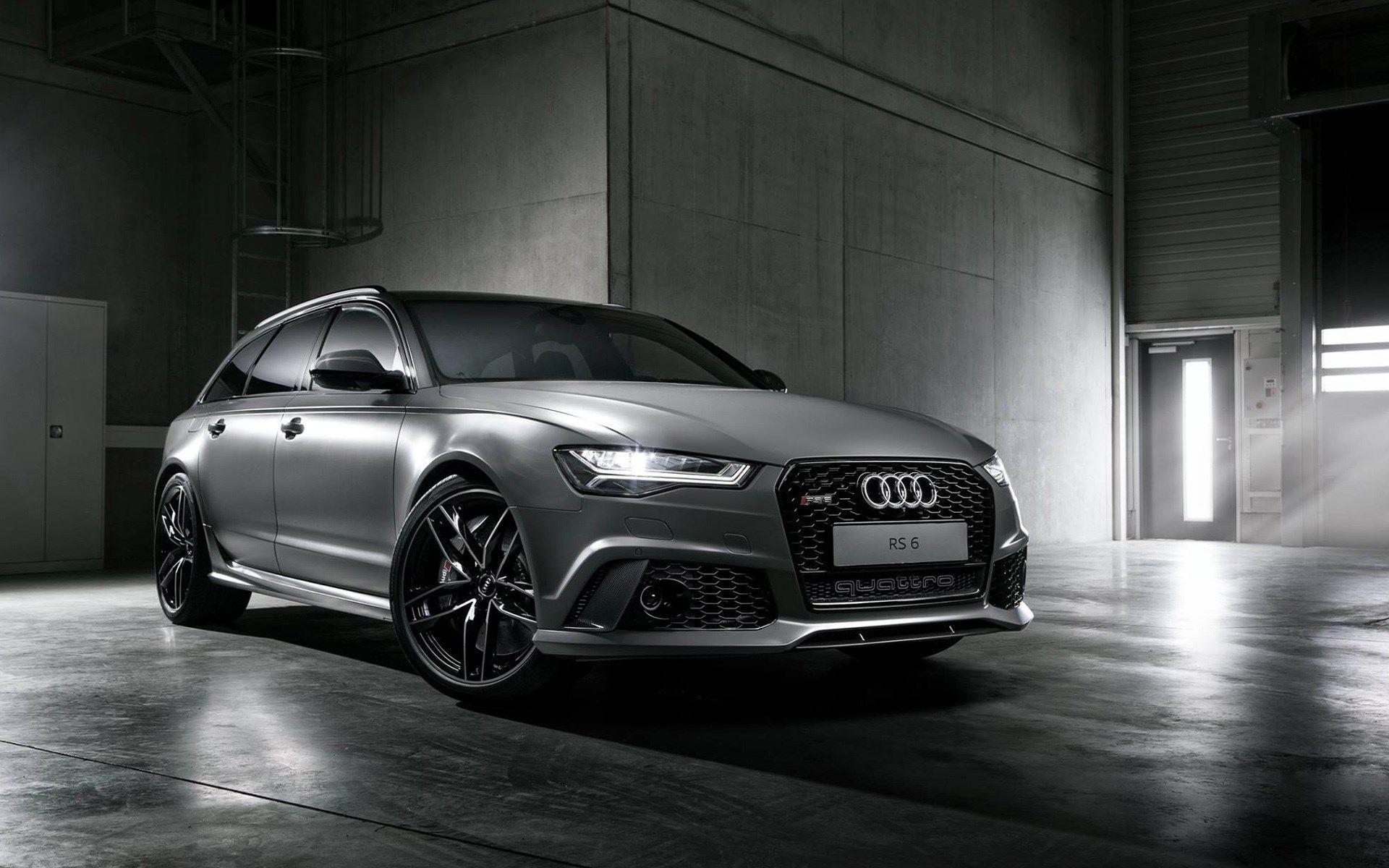 Audi s6 wallpaper