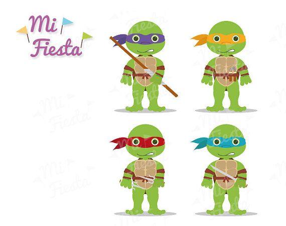 Donatello Teenage Mutant Ninja Turtles TMNT Official Single Card Party Face Mask