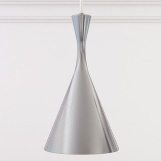 Shop for Vonn Lighting Celaeno 14-inch LED Silver Pendant with Satin Nickel Metal Shade. Get free shipping at Overstock.com - Your Online Home Decor Outlet Store! Get 5% in rewards with Club O!