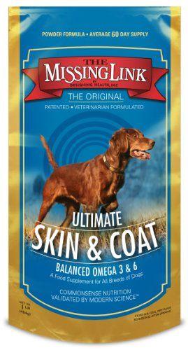 Missing Link Ultimate Skin Coat Dog Supplement 1 Lb Http Www Thepuppy Org Missing Link Ultimate Skin Coat Dog Dog Supplements Dog Skin Dog Care Supplies
