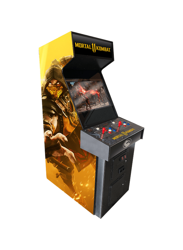 Rockstar Mortal Kombat 11 Sweepstakes Win Game