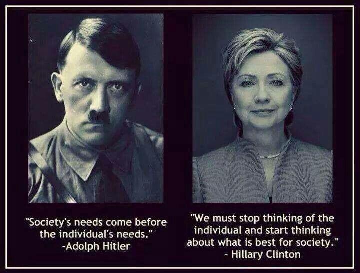 Hillary is a skank.
