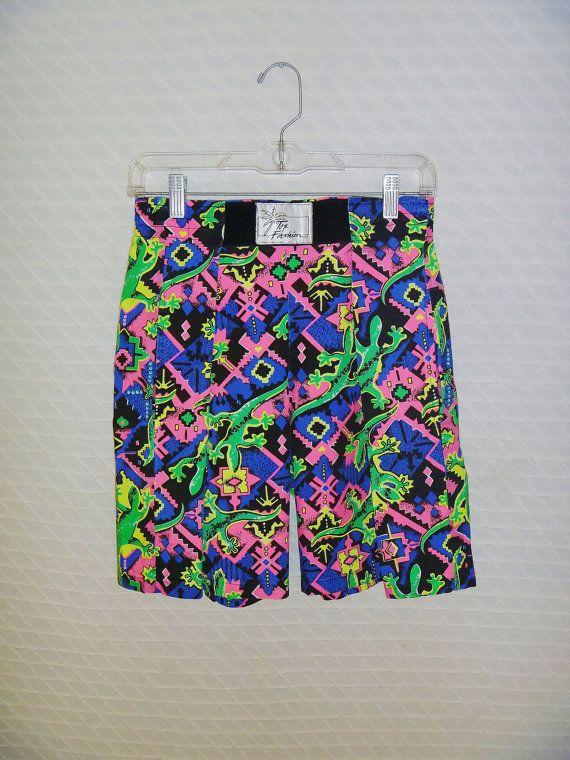 5d368a8914 Skateboard Fashion, Navajo Print, Hawai, Skate Surf, Surf Shorts, Vintage