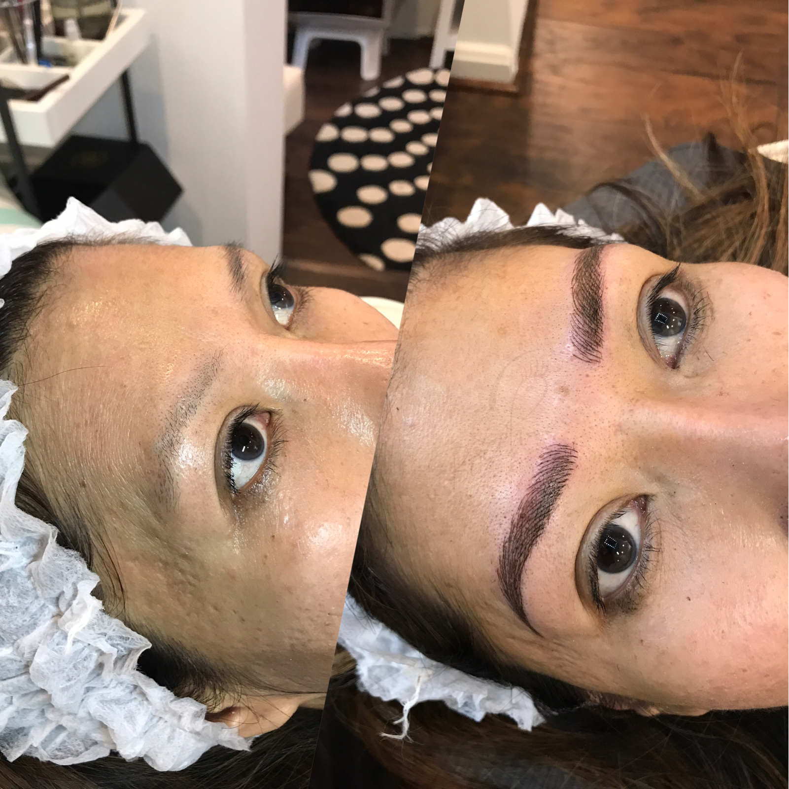 Our microblading game is changing lives boschbeautybar com