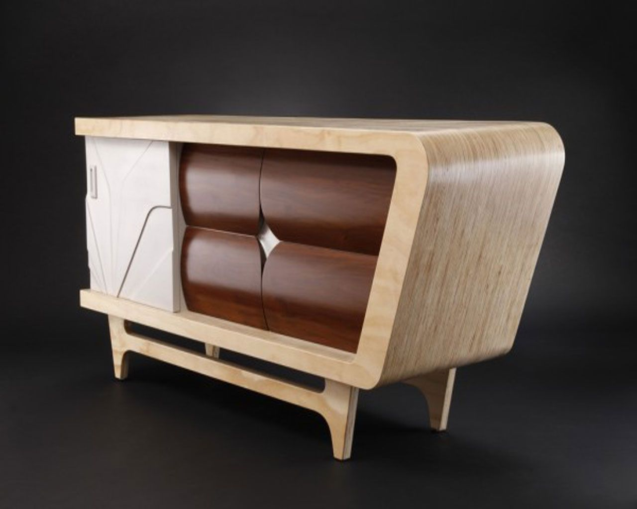 Retro Credenza Jory Brigham Modern Jory Brigham Furniture Cases Pinterest